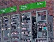 این کامپیوتر بر مبنای صفر و یک (با استفاده از بار الکتریکی) کار میکرد
