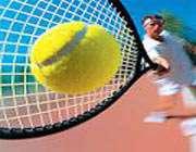 تنیس ورزشی با نشاط