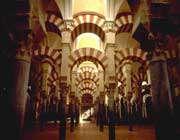 مسجد قرطبہ کے ستون