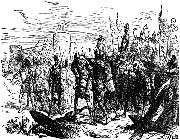 chevaliers croisés