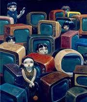 تلفزيون و اطفالنا