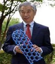 شکل 1. ایجیما، پایهگذار روش تخلیه قوس الکتریکی