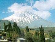 le mont damavand
