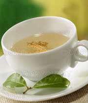 یک فنجان چای سبز