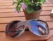 عینک آفتابی آیینه ای