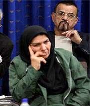 انسیه شاه حسینی در دیدار با رئیس جمهور