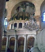 مقبره حضرت یحیی- دمشق