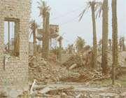 ویرانی های خرمشهر
