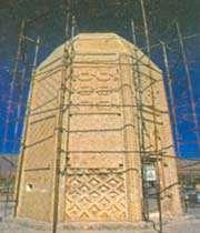 tour funéraire de sheikh shibli