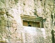 tombe de dokaneh davud