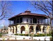 çihil sutûn sarayı