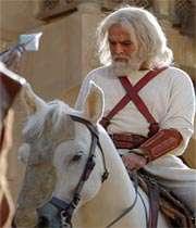 فریبرز عرب نیا در نقش مختار ثقفی
