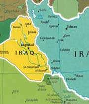 مرز ایران و عراق