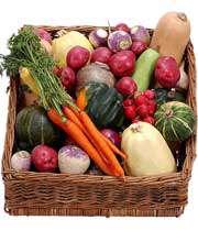 سبزيجات و ميوه ها
