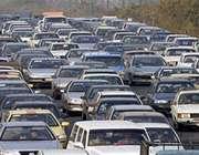 ترافیک تهران بر روی تلفن همراه آنلاین شد