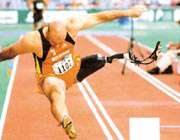 بررسی آسیبهای ورزشی درمعلولین 2