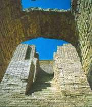 zigurat de choghã zanbil, milieu du ~xive s.