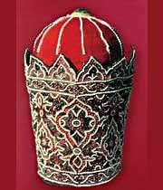 کلاه عباس میرزا
