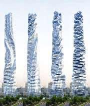equilibre dynamique en architecture