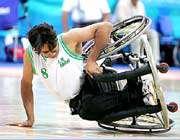 بررسی آسیبهای ورزشی درمعلولین 1