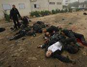 bodies of palestinian