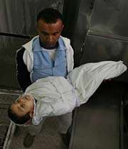 killing of a child by israel