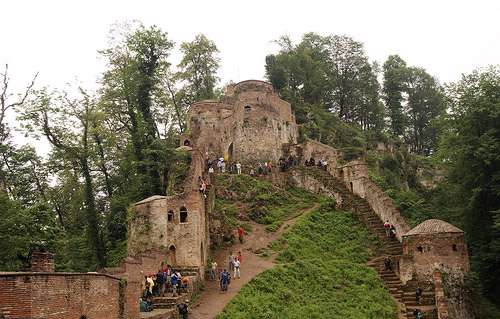 castle of roudkhan