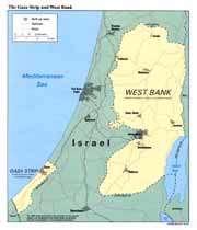نوار <span style='background-color:yellow'>غزه</span> و کرانه باختری رود اردن