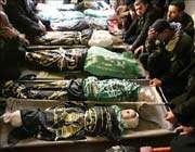 jeunes martyrs palestiniens à gaza