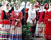 لباس زنان در استان گيلان