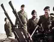 صدام حسین در جنگ علیه ایران