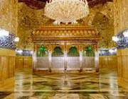 tombeau de l'imam al-hussayn  ibn ali à karbalã