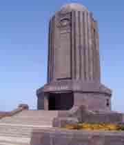 مقبره نظامی گنجوی در آذربایجان