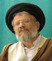 آیت الله سید محمد رضا علوی سرشکی