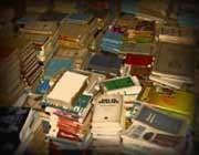 پرانی کتابیں