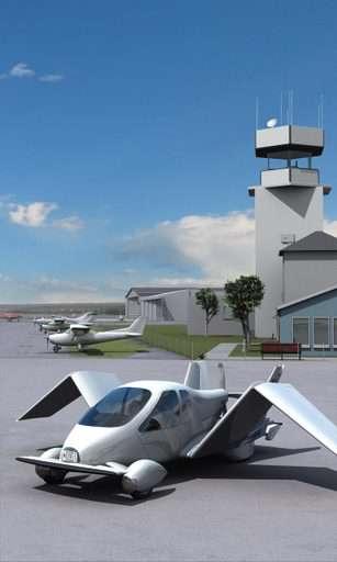ماشین با قابلیت تبدیل به هواپیما