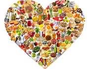 تغذیه سالم قلب
