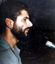 شهید عباس کریمی