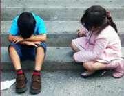 les enfants sans abri