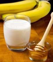 شیر،موز،عسل