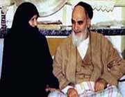 کتاب خاطرات همسر امام خميني (ره) منتشر ميشود