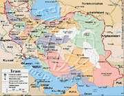 معلومات عامه عن ایران