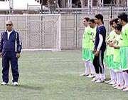 مهران مدیری و فوتبال