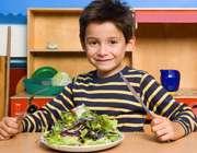 تغذیه مناسب دانش آموزان