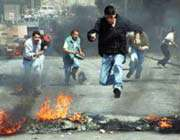 palestinian intifada