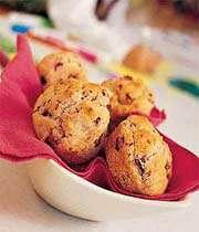 berry tasty muffins
