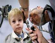 docter and child