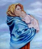 enfant a besoin d'être pris dans les bras de sa mère