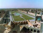 la place de l'imam