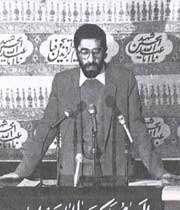 مهندس میر حسین موسوی